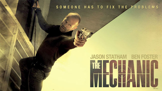 Movie Review: The Mechanic – Firing On All Cylinders?
