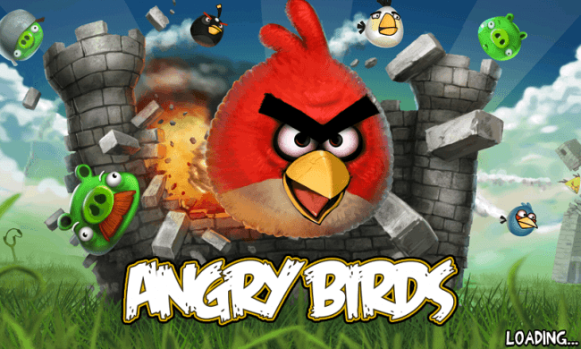 Angry Birds Is The Devil