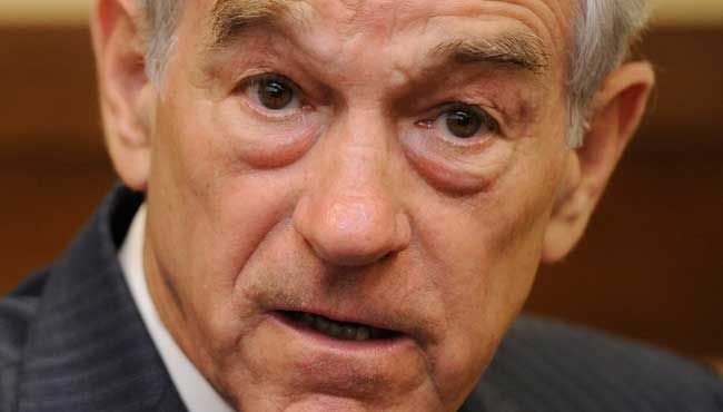 Ron Paul For President, Because Why Not?