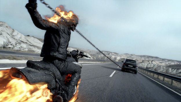 Ghost Rider Review: Roadkill Warmed Over