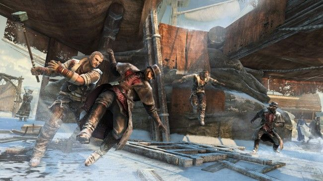 E3 2012 – Assassin's Creed III Multiplayer Hands-On Impressions