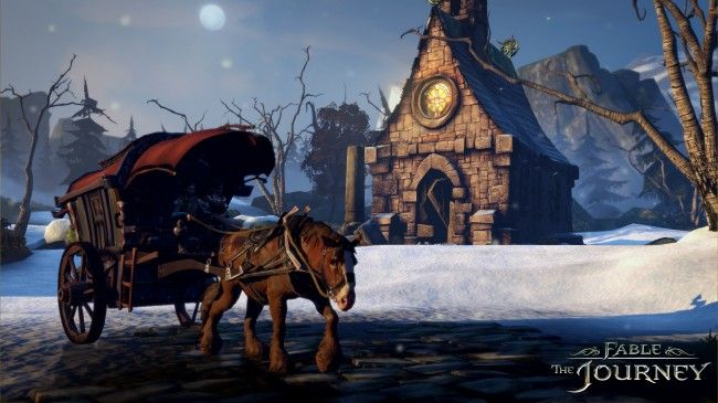 E3 2012 – Fable The Journey Hands-On