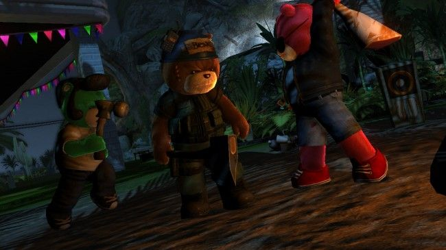 E3 2012 – Naughty Bear is a Deadly Teddy