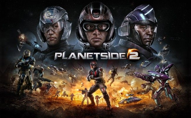 E3 2012 – Hands On With Planetside 2 From Sony Online Entertainment