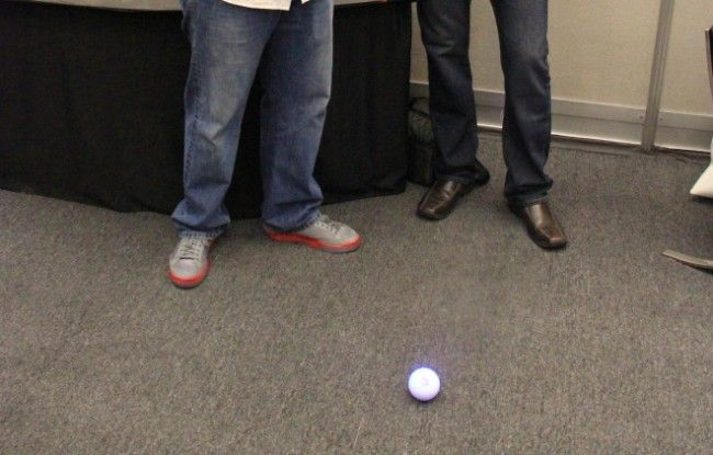 E3 2012 – Sphero is Spherical Fun for Your Smartphone