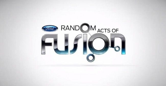 Joel McHale And Ryan Seacrest Bring You The 2013 Ford Fusion… Documentary!