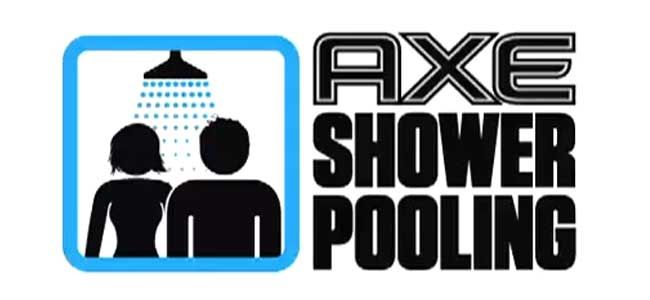 Save Water With AXE By Showerpooling