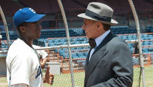 '42' Review: A Jackie Robinson Movie That's Not About Jackie Robinson