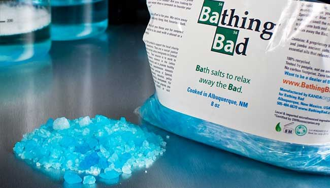'Breaking Bad'-Inspired Bath Salts Are For Baths, Not Snorting
