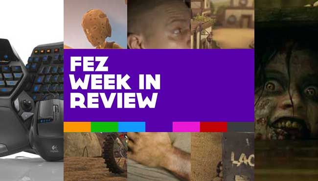 FEZ Week In Review: Week #15, 2013 – PC vs. Console Gaming, Motocross Madness, Elysium