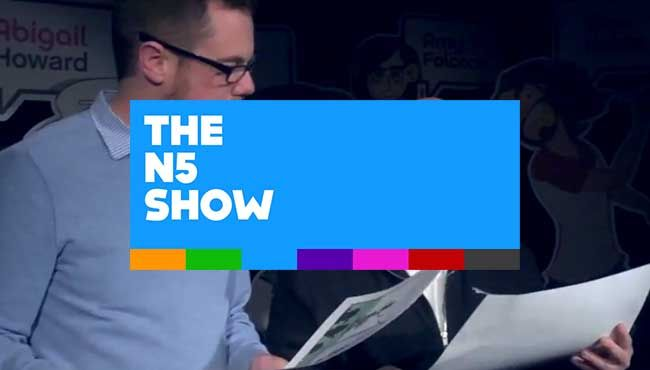 The N5 Show: Week #16, 2013 – Strip Search Spoilercast!