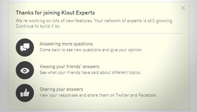 "Klout Adds ""Experts""; It's Like Quora, But Weirder"