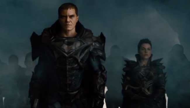 General Zod Just Wants Superman In New 'Man of Steel' Trailer