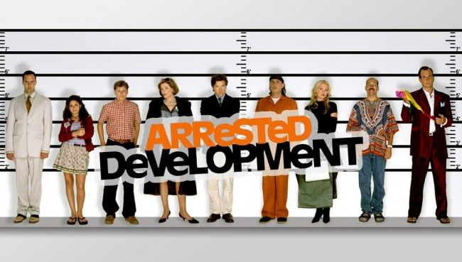Be The First To Know When 'Arrested Development' Is Live on Netflix