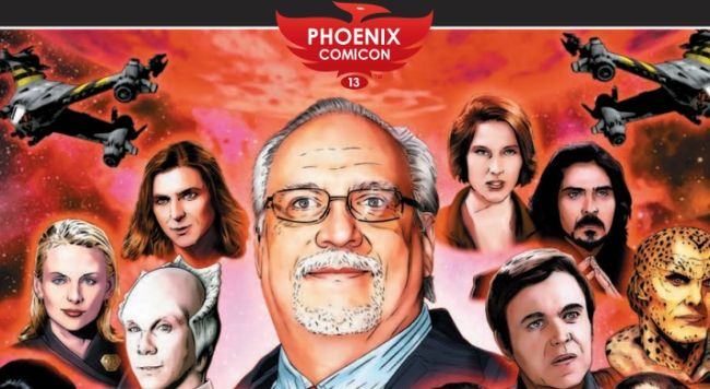 My Phoenix Comicon Weekend