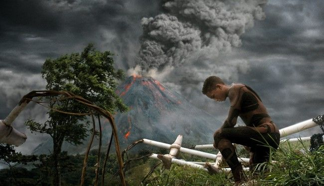 'After Earth' Review:  Another Nail in M. Night Shyamalan's Coffin
