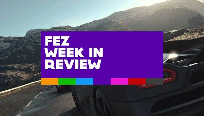 FEZ Week In Review: Week #25, 2013 – Drive Club, Forza 5, GOG.com Sales, E3 Awards