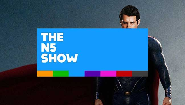 The N5 Show: Week #25, 2013 – Man of Steel! Post-E3 Wrap-up!