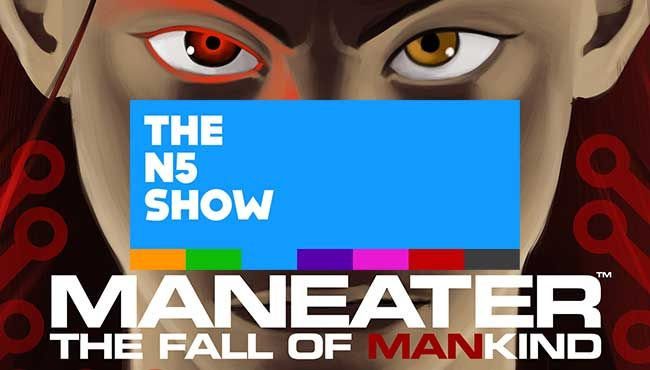 The N5 Show: Week #26, 2013 – 'World War Z', 'Monsters University' And 'MANEATER'!