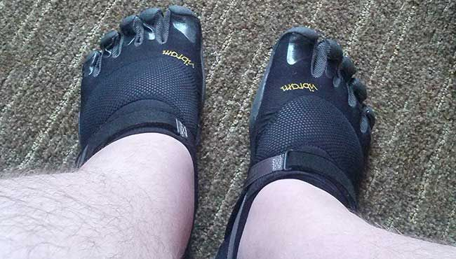 Vibrams Five Fingers Treksport Review: The Best Shoes of E3 2013