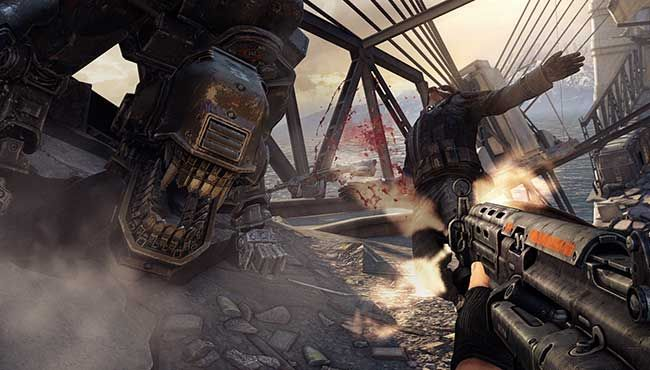 E3 2013: 'Wolfenstein: The New Order' Paints A Pretty Picture, Isn't Fun To Play Yet