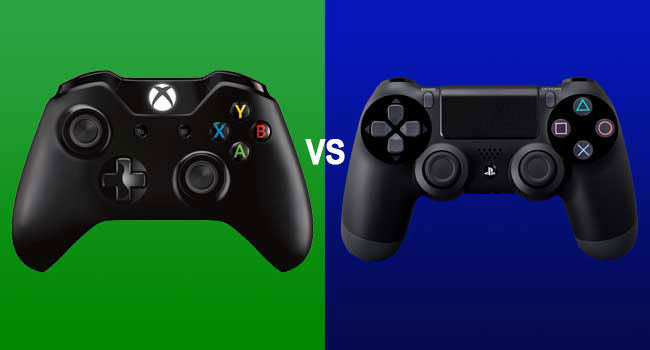 Who Wins – Xbox One Controller vs PS4 Controller, Fight