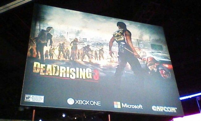 "E3 2013: ""Dead Rising 3"" Impressions – Because the Dead Just Keep Rising"