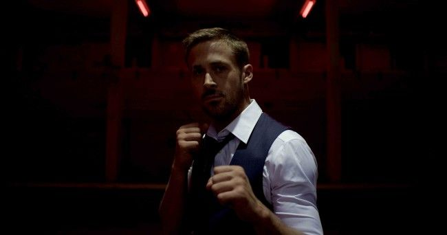 'Only God Forgives' Review:  Fist Fighting with God