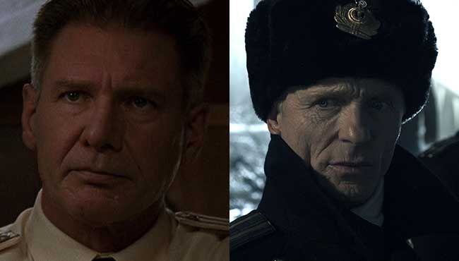 'Phantom' Vs. 'K-19: The Widowmaker': The Battle Of The Cold War Soviet Sub Flicks