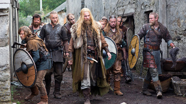 Vikings On History Channel – Why Didn't I Know About This?
