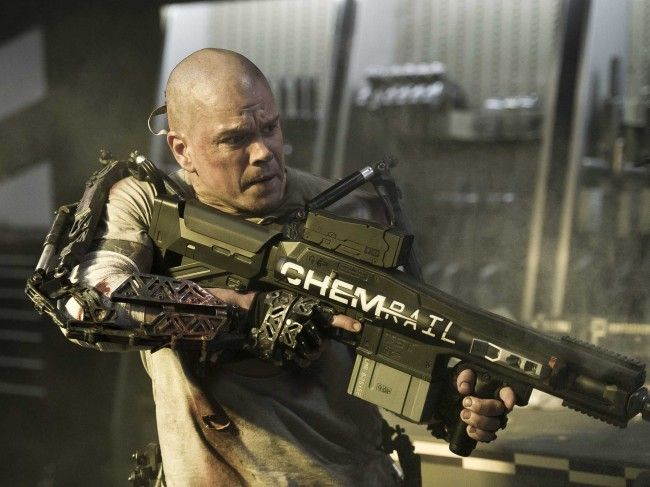 'Elysium' Review:  A Worthwhile Action Flick